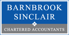 Barnbrook Sinclair Logo